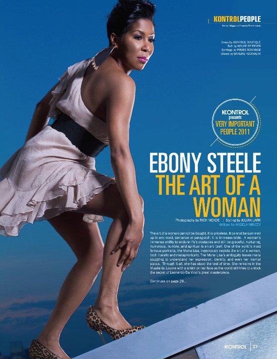 Ebony Steele