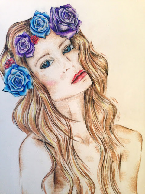 fashion, illustration, art, promotion, communication, drawing, doodle, central saint martins, flowers, cool, style, blogger, graduate,
