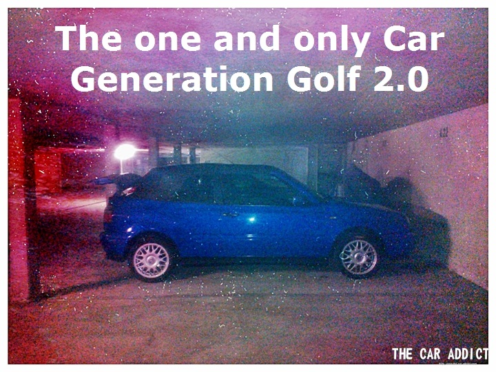 Generation Golf 2.0 Volkswagen onething