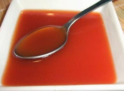 Salsa Agridulce de Tomate
