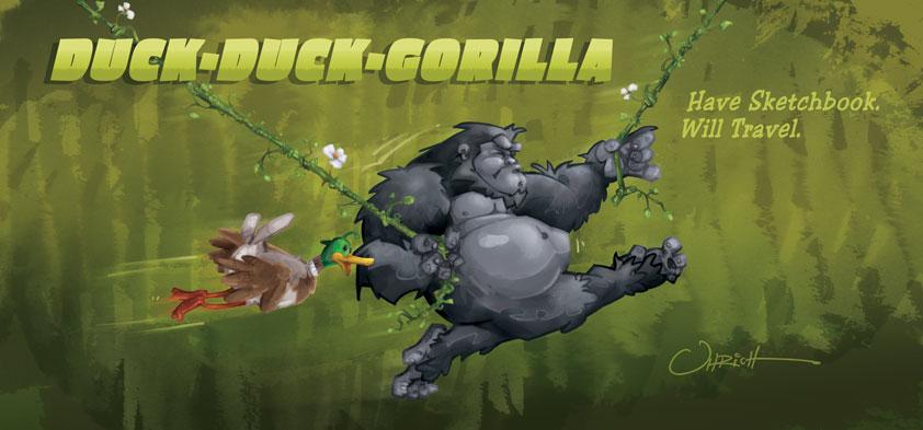 Duck-Duck-Gorilla