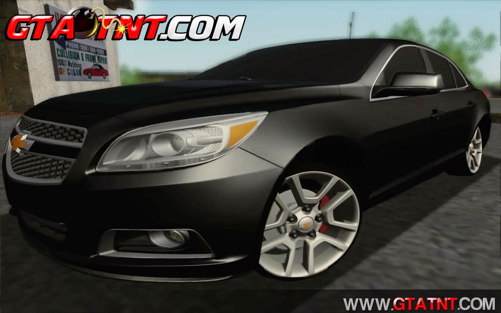 Chevrolet Malibu para GTA San Andreas