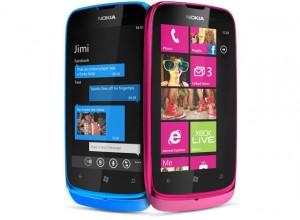 Spesifikasi Nokia Lumia 610 Magenta