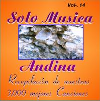 Joyas de la musica andina vol.14 Joyas14