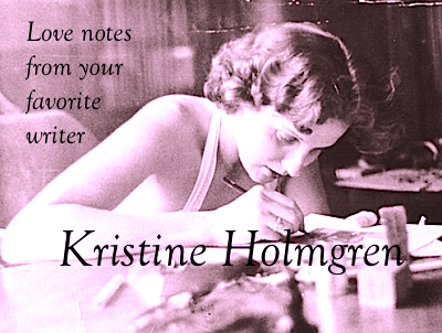 Kristine Holmgren,  Minnesota Playwright