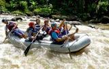 rafting sungai