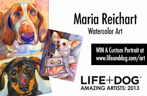 Featured Artist in Life + Dog Magazine