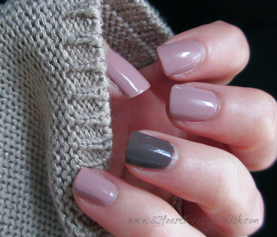 Essie Lady Like OPI You Dont Know Jacques