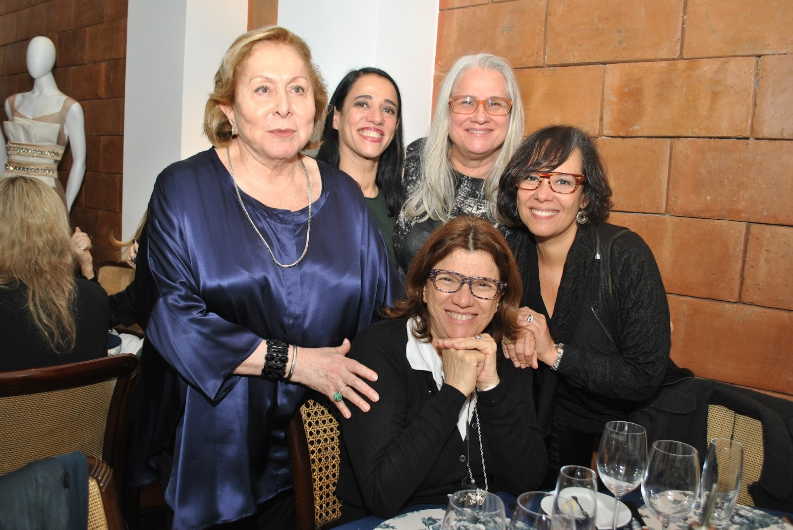 Aracy Balabanian Classy franklin toscano   embaixador do rio : vera holtz e aracy