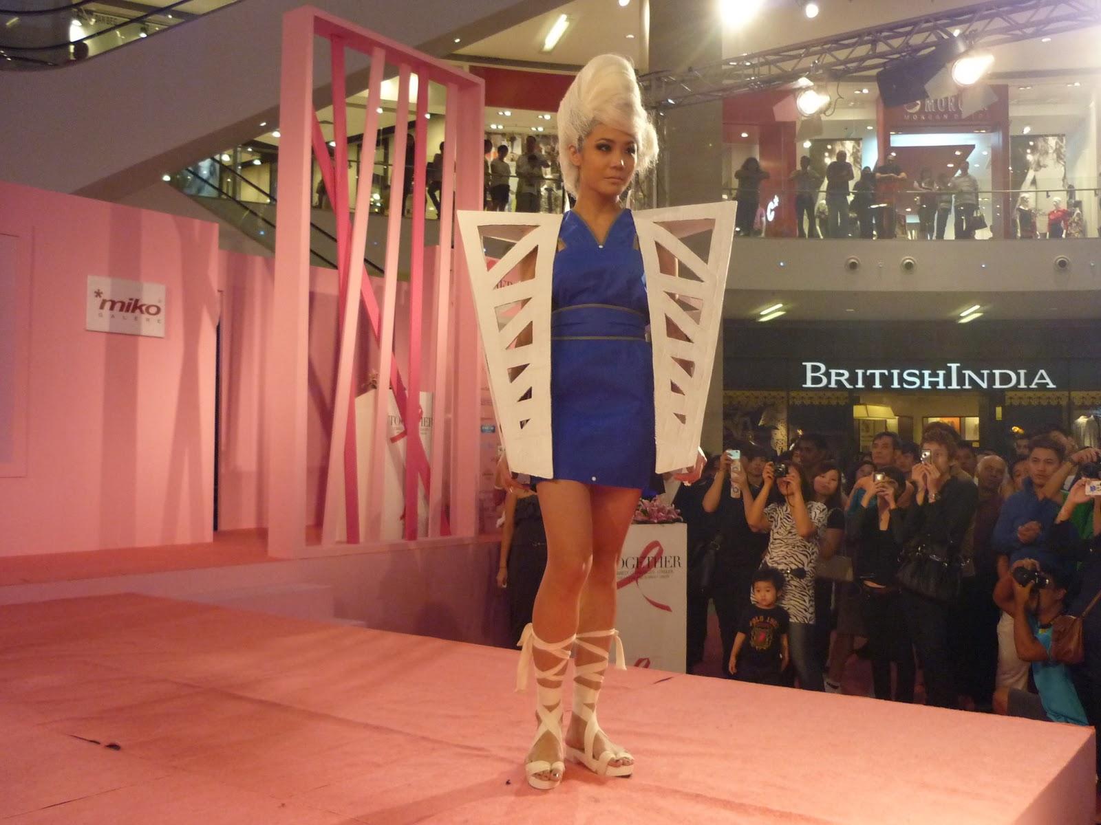 Karinasapphire First Fashion Show Pavilion