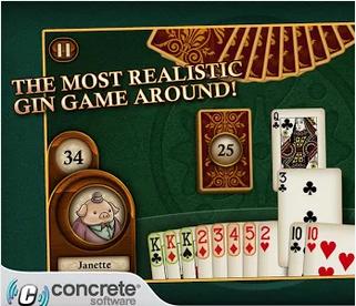 gin rummy card game online