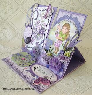 Cartão Easel