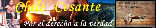 CHILE CESANTE