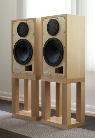 Bob Neill, Amherst Audio and Tocaro Loudspeakers in Massachusetts!