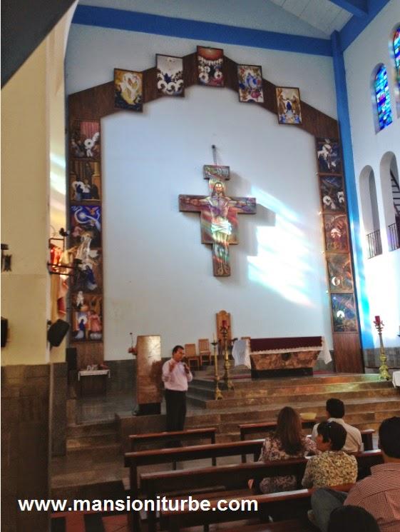 Fatima's Shirine in Tacámbaro, Michoacan, Mexico