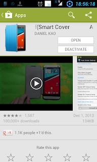 Meminimalisir Penggunaan Tombol Fisik On Off Pada Android - Berita Handphone