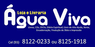 LIVRARIA ÁGUA VIVA
