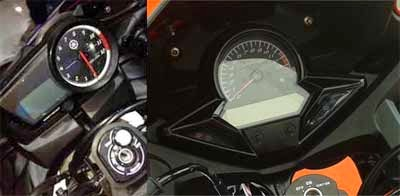 Speedometer All New Honda CBR150R vs Yamaha R15