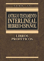 Antiguo Testamento Interlineal Hebreo-Español Vol. 4