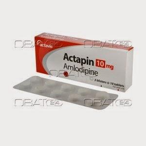 amlodipine 5mg obat untuk apa