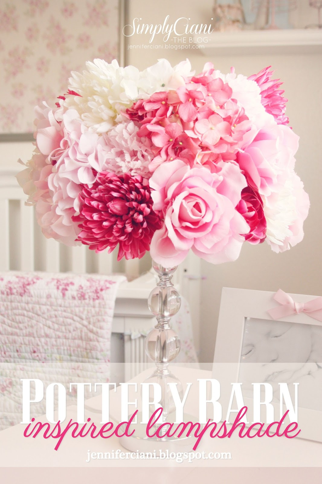 Diy Pottery Barn Lamp Shade Simply Ciani