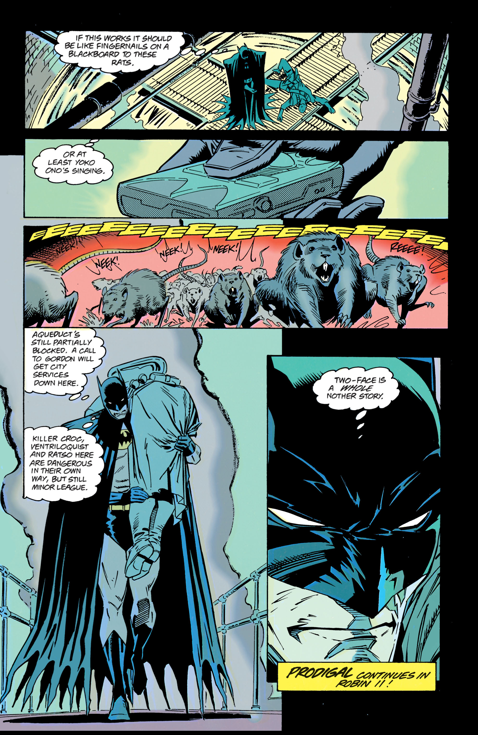 Detective Comics (1937) Issue #679 Page 22
