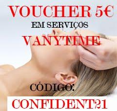 VOUCHER 5€ | VANYTIME