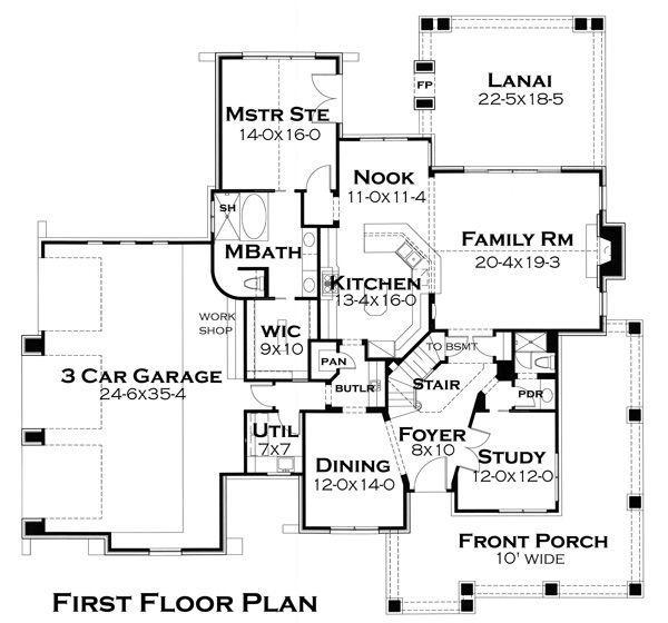 Planos de casas modelos y dise os de casas planos de for Niveles en planos arquitectonicos