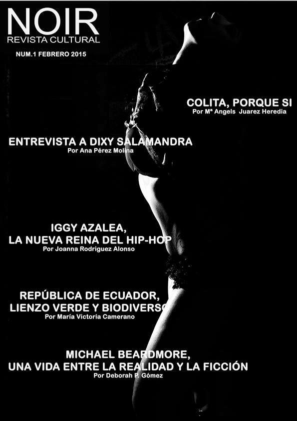 REVISTA CULTURAL Y LITERARIA NOIR
