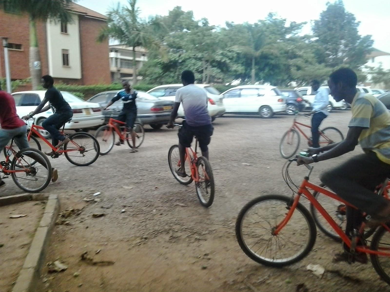 Bike Sharing in Uganda