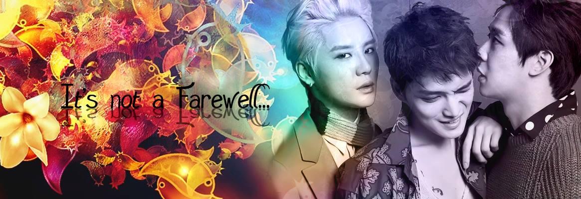 It's not a farewell JYJ