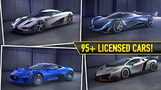 CSR Racing 3.1.0 Mod Apk (Unlimited Money)