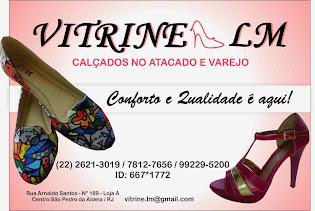 CURTA A PÁGINA DA VITRINE L M