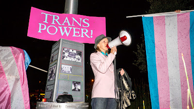 Rally to Defend Trans* Rights!
