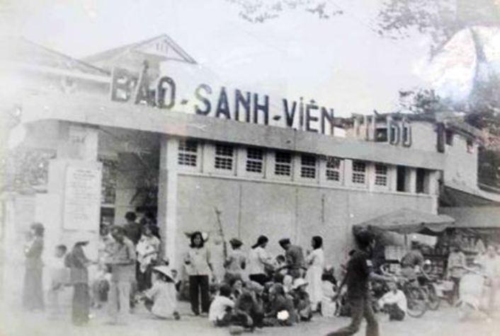 Kết quả hình ảnh cho bệnh viện chợ rẫy xưa