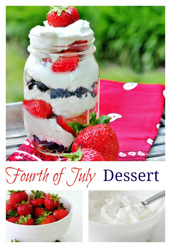 Free meal plans for families june 2015 meal plan for Fourth of july party dessert ideas