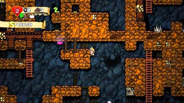 Spelunky Free Download PC Games