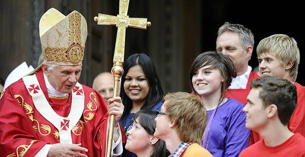 Papa para os jovens