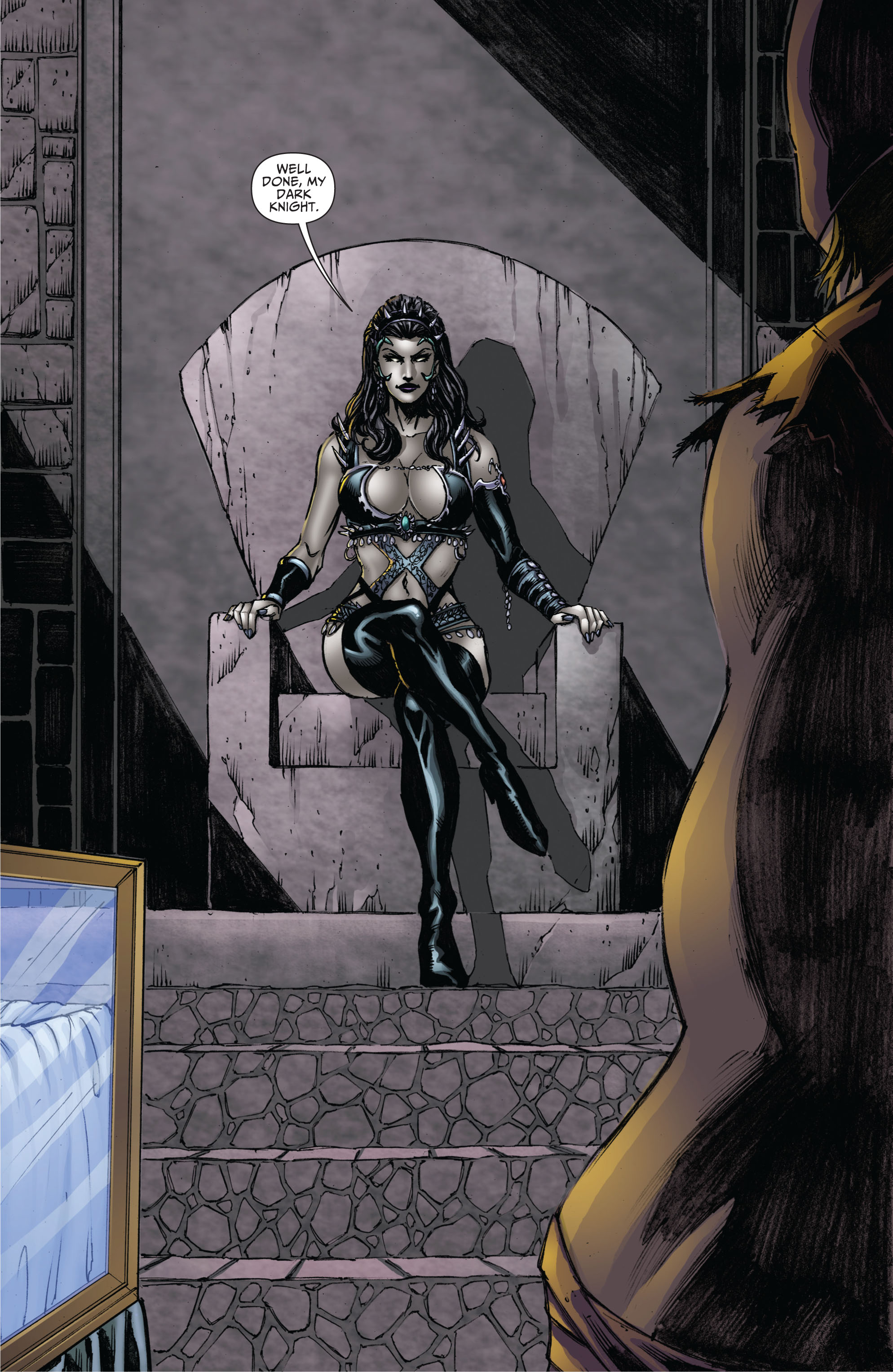 Grimm Fairy Tales (2005) Issue #70 #73 - English 4