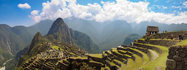 Visita Machu Picchu, Perú
