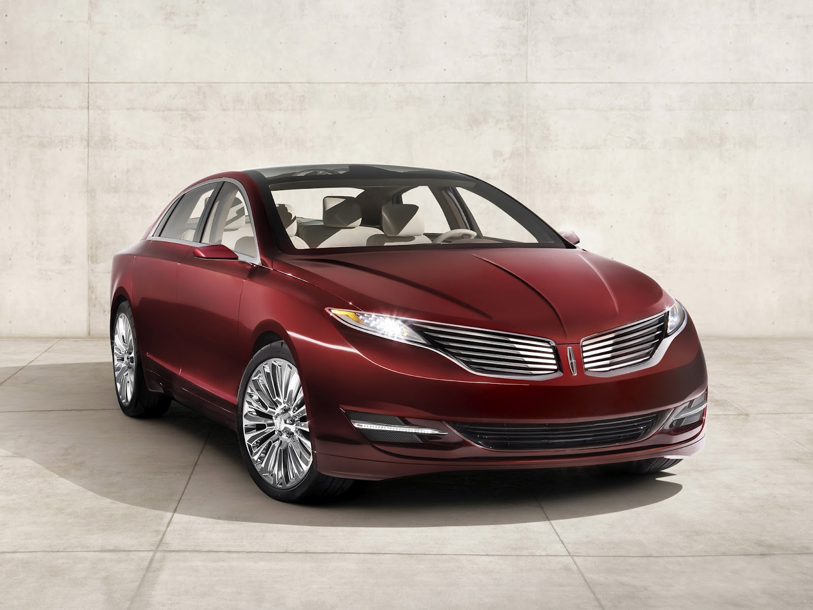 2012 lincoln mkz concept review. Black Bedroom Furniture Sets. Home Design Ideas