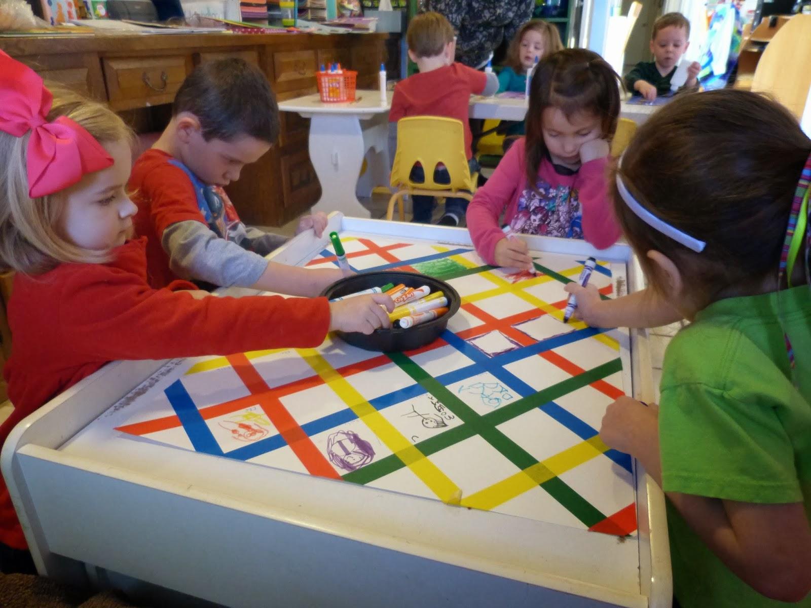 cooperative games for preschoolers paula s preschool and kindergarten quilts quarters and a 297