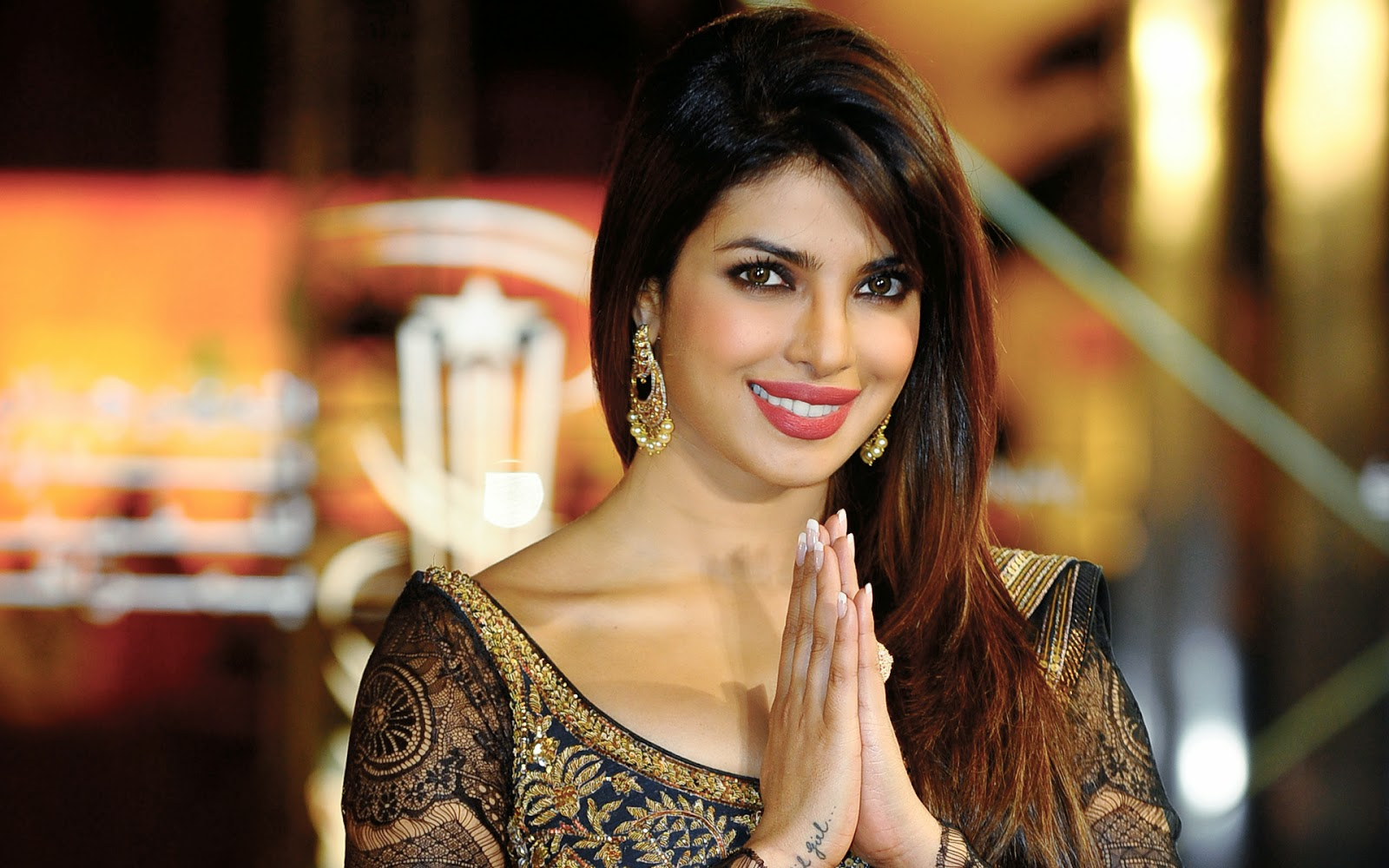 priyanka chopra indian actress wide