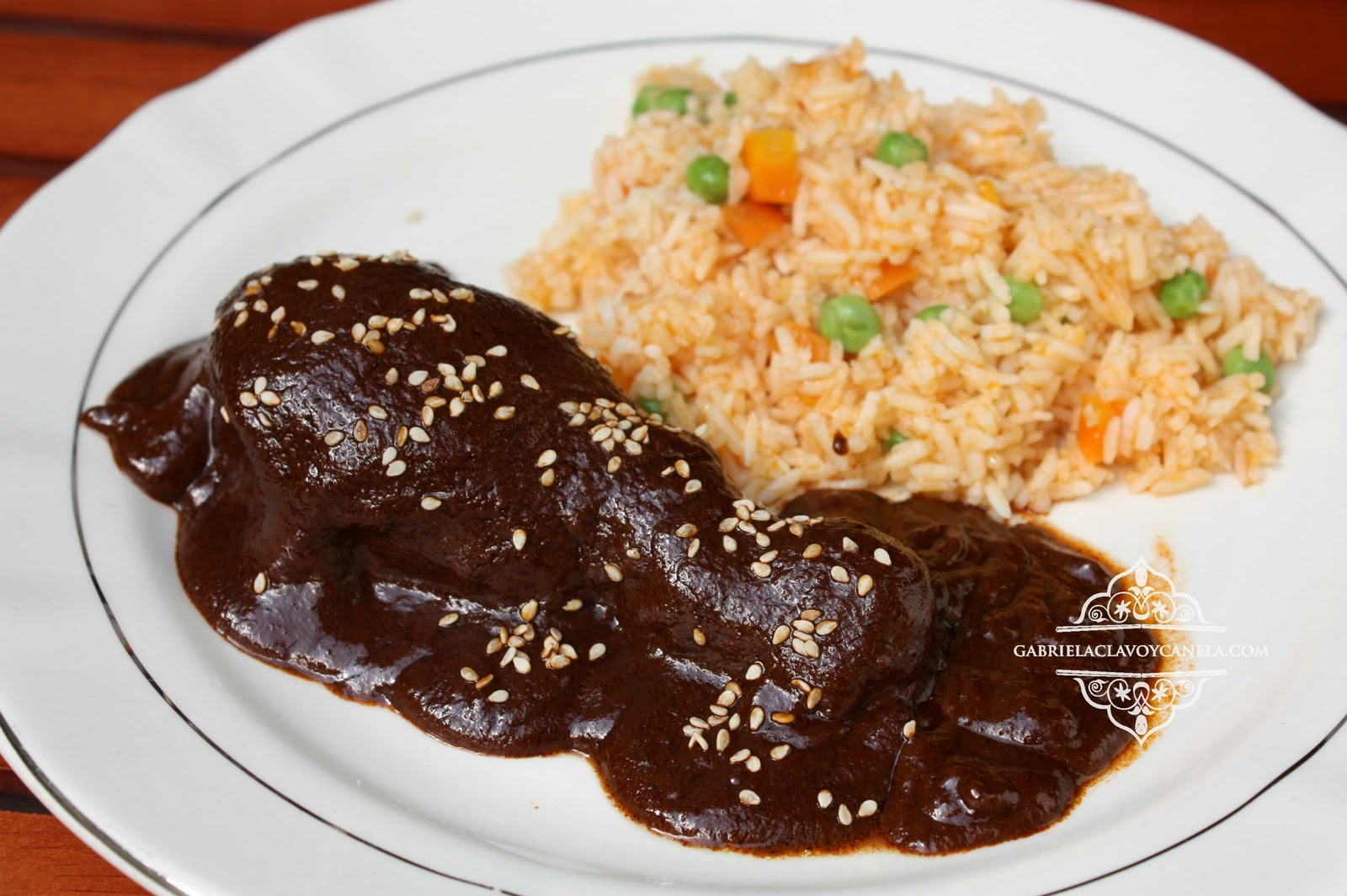Mole Poblano Recipe — Dishmaps