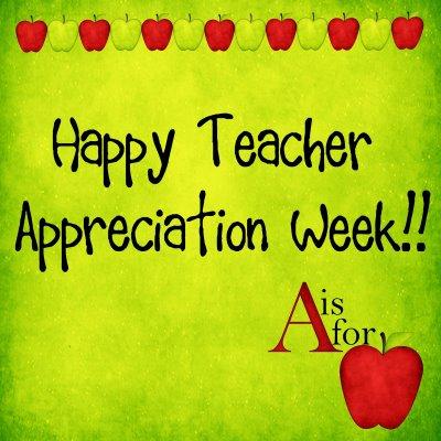 Dawn Reader: Teacher Appreciation Week?