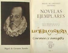 Lectura conjunta: Novelas ejemplares
