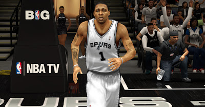 Official NBA 2K13 Roster from 2K Sports - Tracy McGrady