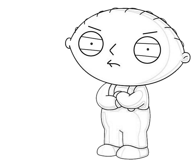 stewie-griffin-look-coloring-pages