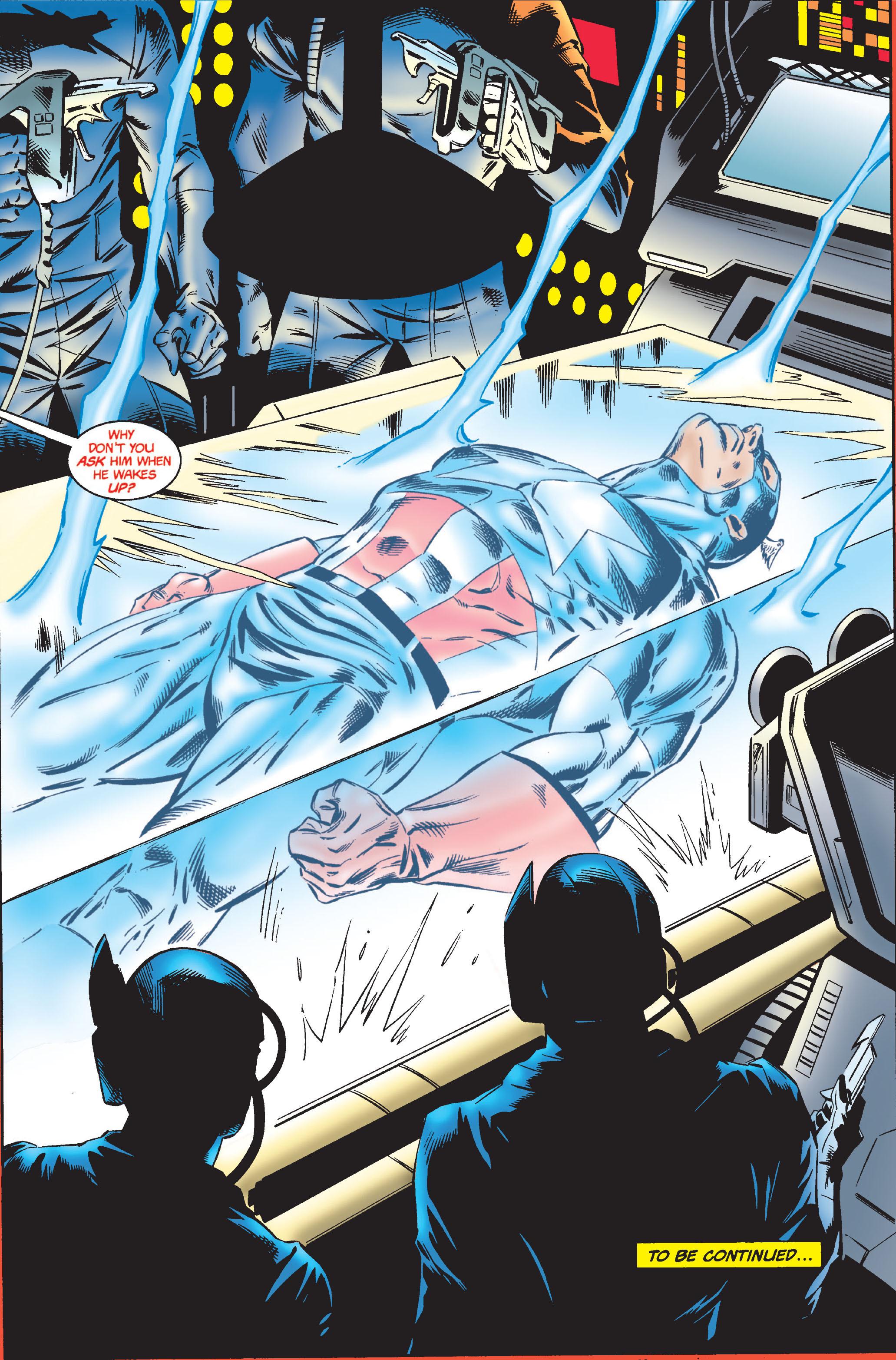 Captain America (1968) Issue #444 #398 - English 21
