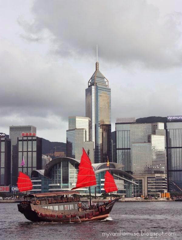 Красивые фотографии Гонконга